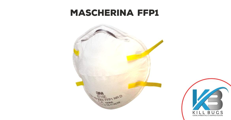 Mascherina FFP1 Palermo