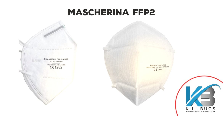 Mascherina FFP2 Palermo